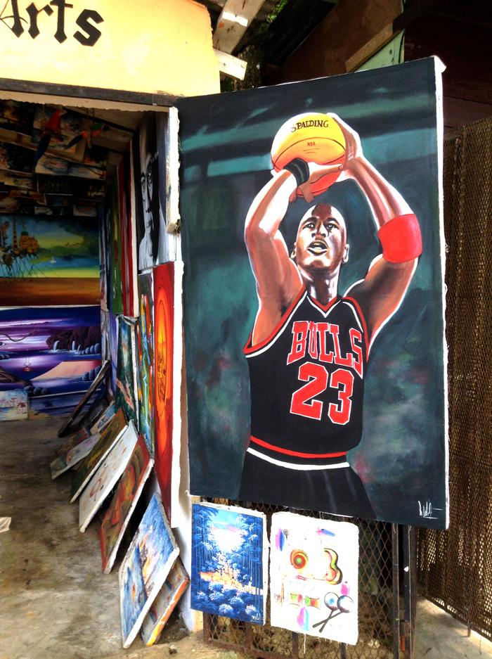Jordan-Painting