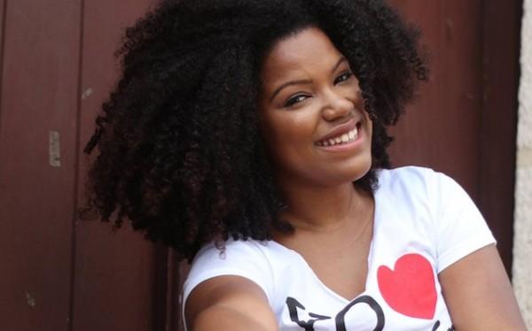 Carolina Contreras of Miss Rizos salon in Santo Domingo. PHOTO: MissRizos.com